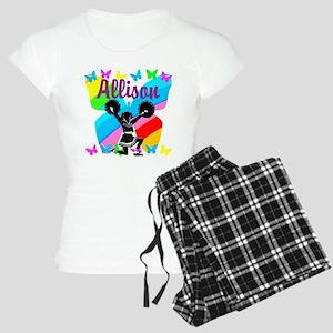 CUSTOM CHEERING Women's Light Pajamas