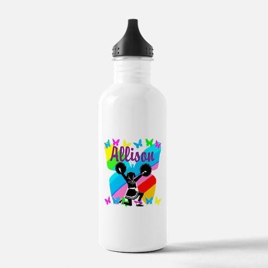 CUSTOM CHEERING Water Bottle