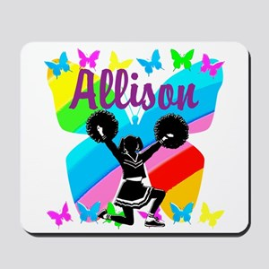 CUSTOM CHEERING Mousepad