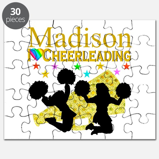 CUSTOM CHEERING Puzzle