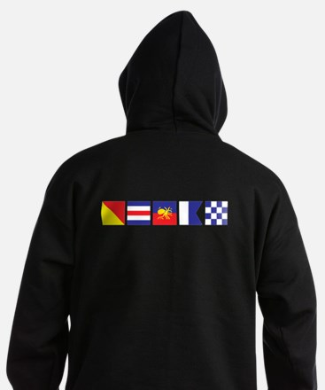 Say it for the Ocean Hoodie (dark)