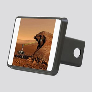 Mars Rover Laser Hitch Cover