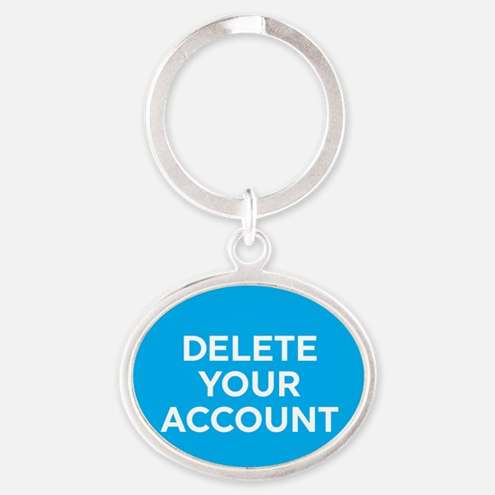 Delete Your Account Keychains