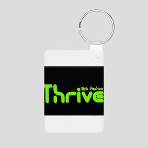 Thrive with Popham Keychains