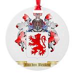 Van den Beuken Round Ornament