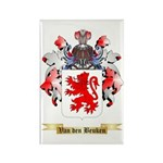 Van den Beuken Rectangle Magnet (100 pack)