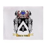 Van de Velde Throw Blanket
