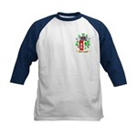 Van de Castele Kids Baseball Jersey