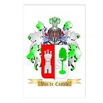 Van de Castele Postcards (Package of 8)