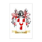 Van de Brink Mini Poster Print