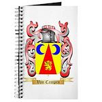 Van Campen Journal