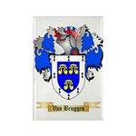 Van Bruggen Rectangle Magnet (100 pack)