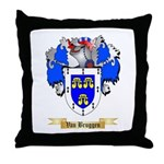 Van Bruggen Throw Pillow