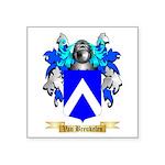 Van Breukelen Square Sticker 3