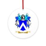 Van Breukelen Round Ornament