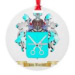 van Boxtel Round Ornament