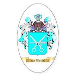 van Boxtel Sticker (Oval 10 pk)