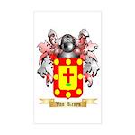 Van Kruys Sticker (Rectangle)