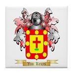 Van Kruys Tile Coaster