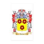 Valtin Sticker (Rectangle 50 pk)
