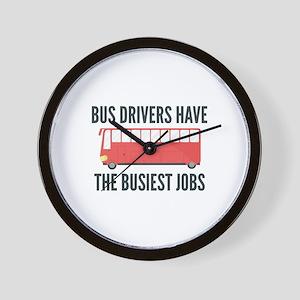 Busiest Jobs Wall Clock