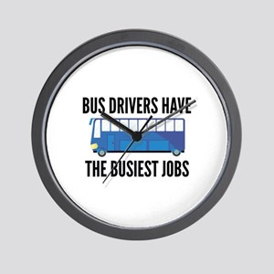 Busiest Jobs Wall Clock