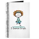 Dance Irish Stick Figure Journal