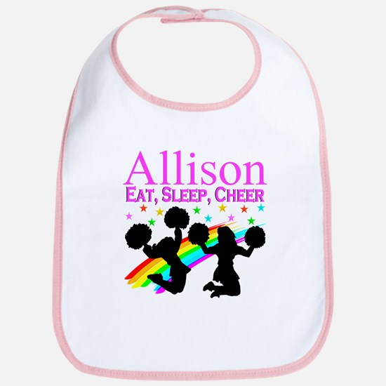 CUSTOM CHEERING Bib