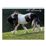 At Liberty Equestrian Wall Calendar