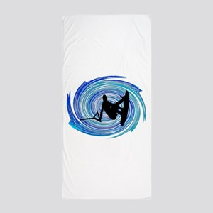 WAKEBOARD Beach Towel