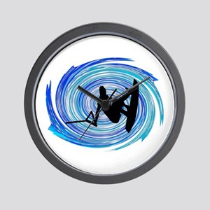 WAKEBOARD Wall Clock