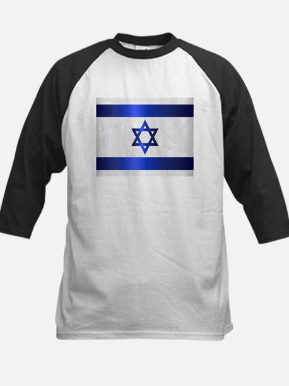 Israel Star Of David Flag Baseball Jersey