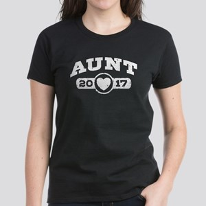 Aunt 2017 Women's Dark T-Shirt