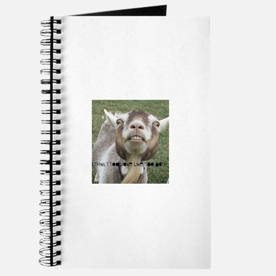 Highwired Goat Journal