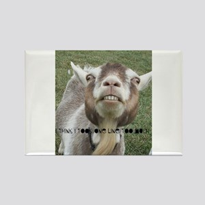 Highwired Goat Magnets
