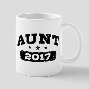 Aunt 2017 Mug