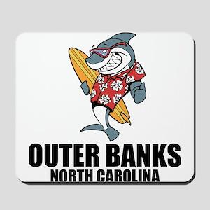 Outer Banks, North Carolina Mousepad