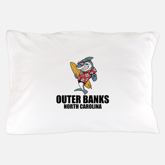 Outer Banks, North Carolina Pillow Case