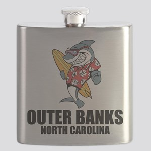 Outer Banks, North Carolina Flask