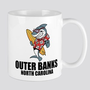 Outer Banks, North Carolina Mugs