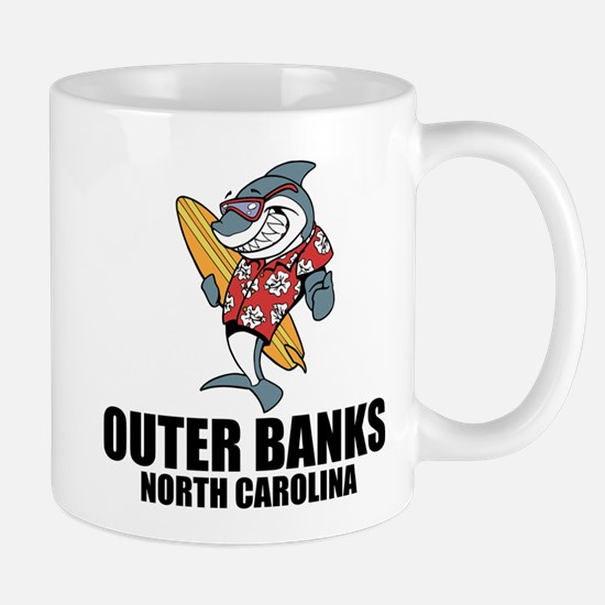 Outer Banks, North Carolina Mugs