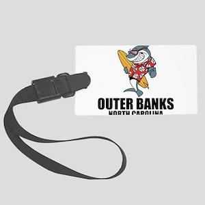 Outer Banks, North Carolina Luggage Tag