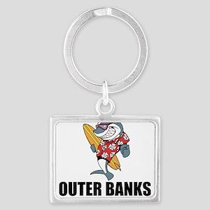 Outer Banks, North Carolina Keychains