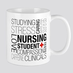 Nursing Student Box Mugs