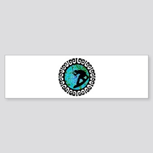 WAKEBOARD Bumper Sticker