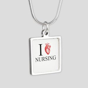 I Heart Nursing Necklaces