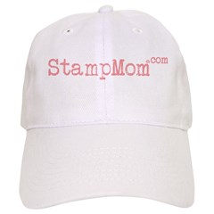 StampMom Baseball Cap