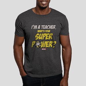 Thor Teacher Dark T-Shirt