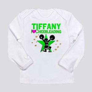 CUSTOM CHEERING Long Sleeve Infant T-Shirt