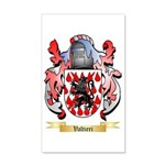 Valtieri 35x21 Wall Decal